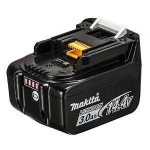 マキタ 14.4V 3.0Ah BL1430B バッテリ   電池 残容量表示+自己故障診断付 正規品 純正 e-tool-shopping