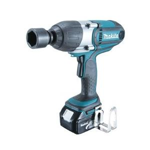 マキタ 充電式インパクトレンチ TW450DRGX 18V 本体+バッテリ2個(BL1860)+充電器+ケースのフルセット 6Ah|e-tool-shopping
