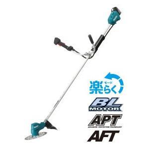 マキタ 18V 充電式草刈機 MUR185UDRF Uハンドルタイプ 3.0Ah セット|e-tool-shopping