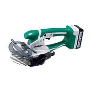 マキタ 14.4V 充電式芝生バリカン MUM601DSH 160mm 1.5Ah 特殊コーティング刃 セット e-tool-shopping