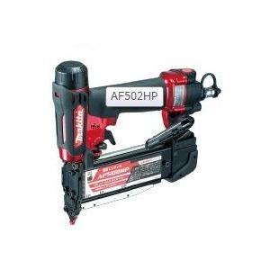 マキタ 高圧ピンタッカ AF502HP 赤 使用ピンネイル50mm エアダスタ機能付|e-tool-shopping