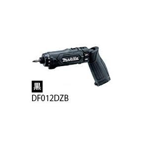 マキタ 7.2V 充電式ペンドライバドリル DF012DZB 本体のみ 黒|e-tool-shopping