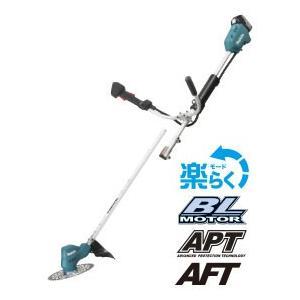 マキタ 18V 充電式草刈機 MUR186UDRF Uハンドル(分割棹)タイプ 3.0Ah セット e-tool-shopping
