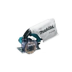 マキタ(makita) 100V 125mm 防じんカッタ(ダイヤモンドホイール付) 4100KB|e-tool-shopping