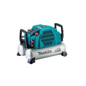 マキタ(makita) エアコンプレッサ 一般圧/高圧 AC462XGH 16L 青|e-tool-shopping