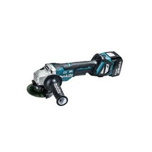 マキタ(makita) 14.4V 100mm 充電式ディスクグラインダ GA416DRG 6Ah セット パドルスイッチタイプ|e-tool-shopping