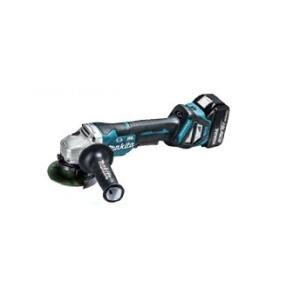 マキタ(makita) 18V 100mm 充電式ディスクグラインダ GA418DRG 6Ah セット パドルスイッチタイプ|e-tool-shopping