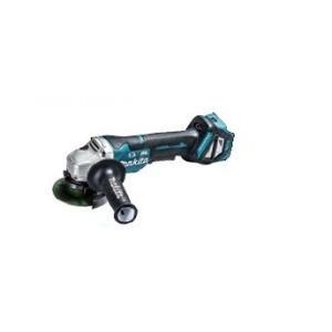 マキタ(makita) 18V 100mm 充電式ディスクグラインダ GA418DZ 本体のみ パドルスイッチタイプ|e-tool-shopping