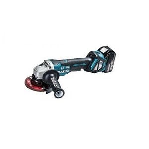 マキタ(makita) 18V 125mm 充電式ディスクグラインダ GA518DRG 6Ah セット パドルスイッチタイプ|e-tool-shopping