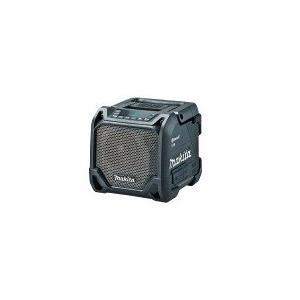 マキタ(makita) 充電式スピーカ MR202B 本体のみ 黒 Bluetooth対応 UBS3.0 2.0 MP3対応 e-tool-shopping