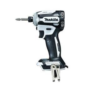 マキタ(makita) 18V 充電式インパクトドライバ TD171DZW 本体のみ TD170後継機種 白|e-tool-shopping