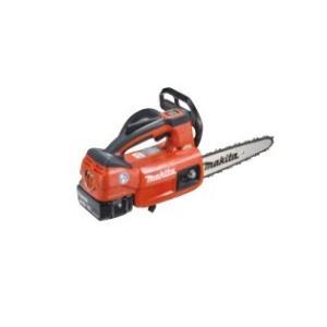 マキタ(makita) 18V 200mm 充電式チェンソー MUC204CDGR 6.0Ah セット 赤 カービングバー仕様 25AP-52|e-tool-shopping