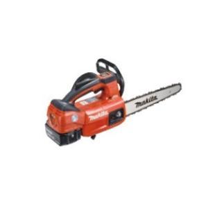 マキタ(makita) 18V 250mm 充電式チェンソー MUC254CDGR 6.0Ah セット 赤 カービングバー仕様 25AP-60|e-tool-shopping