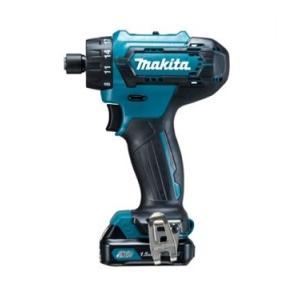 マキタ 充電式ドライバドリル DF033DSHS バッテリー1個 (1.5Ahバッテリ×1、充電器DC10SA、ケース付)10.8V e-tool-shopping