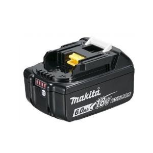 マキタ  18V  6.0Ah  電池  BL1860B  残容量表示+自己故障診断付  6Ah リチウムイオン バッテリー|e-tool-shopping
