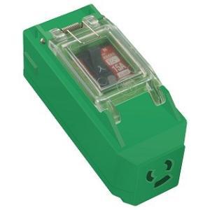 日動工業 プラグインポッキンブレーカー PIPB-EK-N 屋内用 過負荷・漏電保護兼用|e-tool-shopping