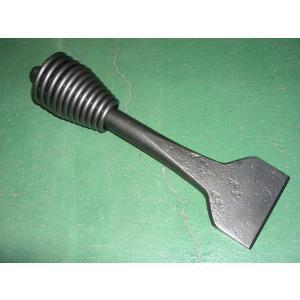 鍔付カッター刃 幅72 V20×250 スプリング付 チッパー|e-tool-shopping