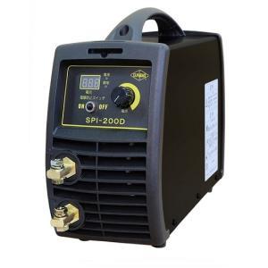 サンピース デジタル直流インバータ溶接機 SPI-200D マイト工業製 e-tool-shopping