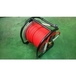 マッハ 高圧用 釘打機 エアードラム 6.0mm×30m BUD-630C ※画像にホースは赤色ですがお送りするのは青色のホースに成ります。|e-tool-shopping
