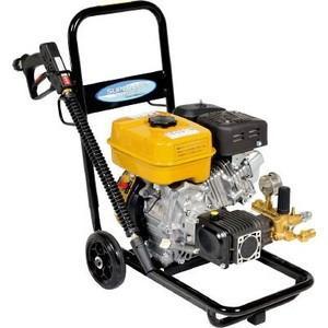 スーパー工業 エンジン式高圧洗浄機 コンパクト&カート型 SEC-1012-2|e-tool-shopping