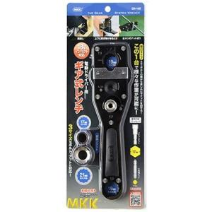 モトコマ MKK 電動ドライバー用ギア式レンチ GR-19S 18V対応|e-tool-shopping