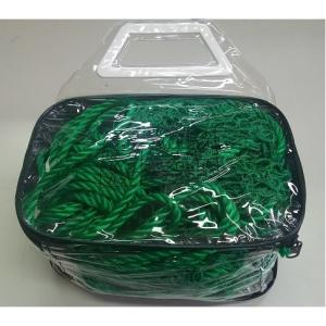 ゴルフネット 多目的PPグリーンネット 多目的万能練習用ネット 5m×5m グリーンネット 周囲ロープ加工済 PP養生ネット 25mm