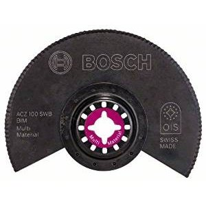 ボッシュ(BOSCH) カットソー・マルチツール用ブレード(ナイフ刃)100mm ACZ100SWB|e-tool-shopping