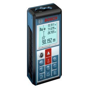 ボッシュ  レーザー距離計 GLM100C (キャリングバッグ、充電器付)BOSCH  |e-tool-shopping