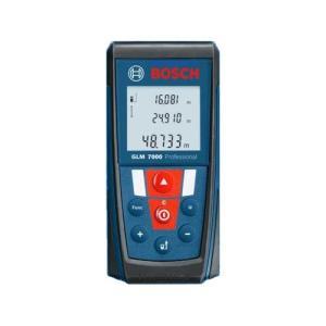 ボッシュ GLM7000 レーザー距離計 キャリングバック、電池付  ピタゴラス機能付|e-tool-shopping
