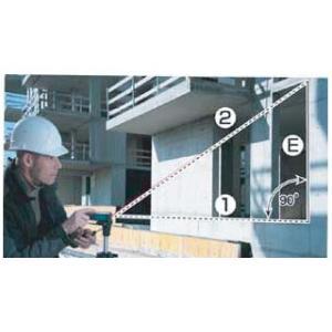 ボッシュ GLM7000 レーザー距離計 キャリングバック、電池付  ピタゴラス機能付|e-tool-shopping|02