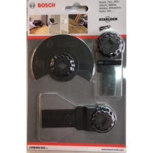 3枚組 ボッシュ スターロック マルチツール AIZ20ABN,ACZ85ECN,木工用ブレード(非売品)GMF30-28 GMF40-30 GMF50-36 GMF18V-28等に|e-tool-shopping