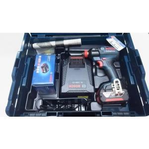 ボッシュ 18V 6.0Ah 電池2個 インパクトドライバー GDX18V-EC6 キャリング L-BOXX136付|e-tool-shopping