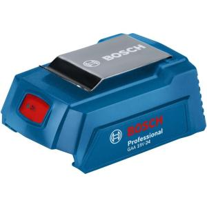 ボッシュ(BOSCH) 18V/14.4V用 コードレスUSBアダプタ GAA18V-24|e-tool-shopping