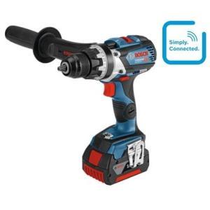 ボッシュ(BOSCH) 18V 6.0Ah コードレスドライバードリル GSR18V-85C セット キャリングケース付|e-tool-shopping