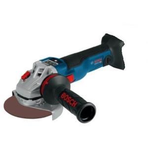 ボッシュ 18V バッテリーディスクグラインダー GWS18V-125SCH 125mm 本体のみ|e-tool-shopping