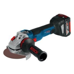 ボッシュ 18V バッテリーディスクグラインダー GWS18V-100SC 100mm 6.0Ah セット|e-tool-shopping