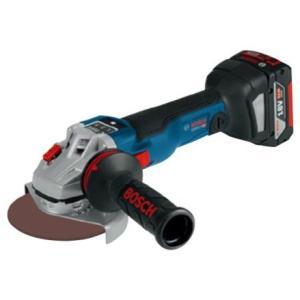 ボッシュ 18V バッテリーディスクグラインダー GWS18V-125SC 125mm 6.0Ah セット|e-tool-shopping