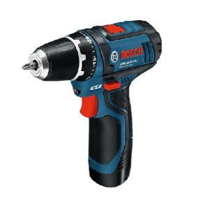 ボッシュ(BOSCH) 10.8V バッテリードライバードリル GSR10.8-2-LIN 2.0Ah セット 電池2個入り e-tool-shopping