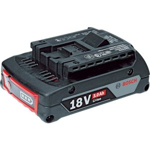 ボッシュ(BOSCH) 18V3.0Ah 薄型 リチウムイオンバッテリー GBA18V3.0Ah 電池 A1830LIBの軽量、コンパクト! e-tool-shopping