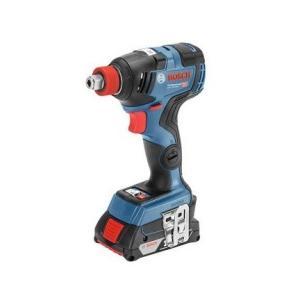 ボッシュ(BOSCH) コードレスインパクトドライバー  GDX18V-200C3  (3.0Ahバッテリー2個+充電器+ケース付) 18V 12.7差角ピンタイプ GDX-18V-200 C3|e-tool-shopping