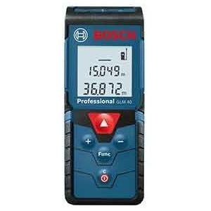 ボッシュ レーザー距離計 GLM40   BOSCH|e-tool-shopping