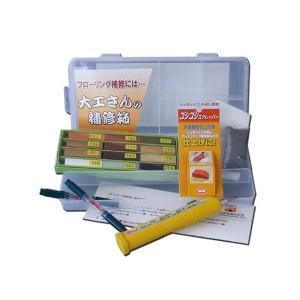 ハウスボックス 大工さんの補修箱 電気コテタイプ|e-tool-shopping