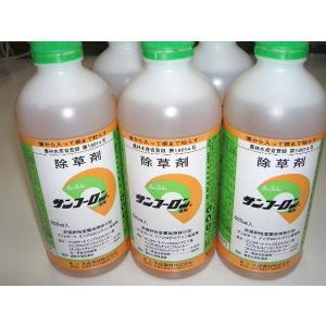 除草剤 葉から入って根まで枯らす サンフーロン 500ml|e-tool-shopping