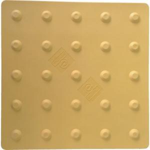 アラオ エコ点字パネル 300角 ポイントタイプ 点字タイル・点字ブロック・点字シート|e-tool-shopping