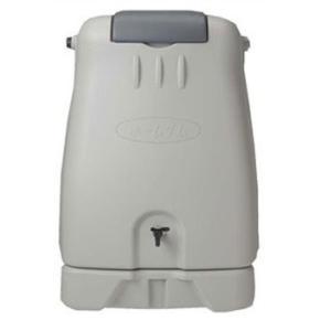 コダマ樹脂工業 ホームダム RWT-250 250リットル 丸ドイ用 グレー 雨水タンク|e-tool-shopping
