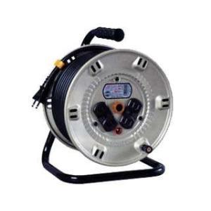日動工業 100V 30m 一般型電工ドラム NP-304D コードリール|e-tool-shopping