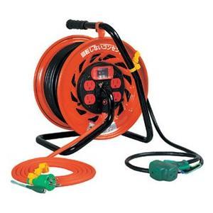 日動工業 マジックびっくリール RZ-EB30S アース付 防雨型 ドラム コードリール|e-tool-shopping