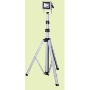 日動工業 LED作業灯 10W 一灯式三脚 LPR-S10L-3M 投光器|e-tool-shopping