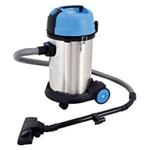 日動工業 バキュームクリーナー  NVC-S35L 乾湿両用 ステンレス 35L 掃除機 集塵機|e-tool-shopping