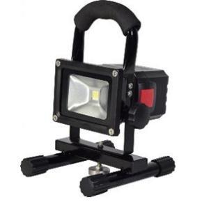 日動工業 充電式LED チャージライトミニ10W バッテリー着脱式 マグネット付 BAT-RE10SMG|e-tool-shopping